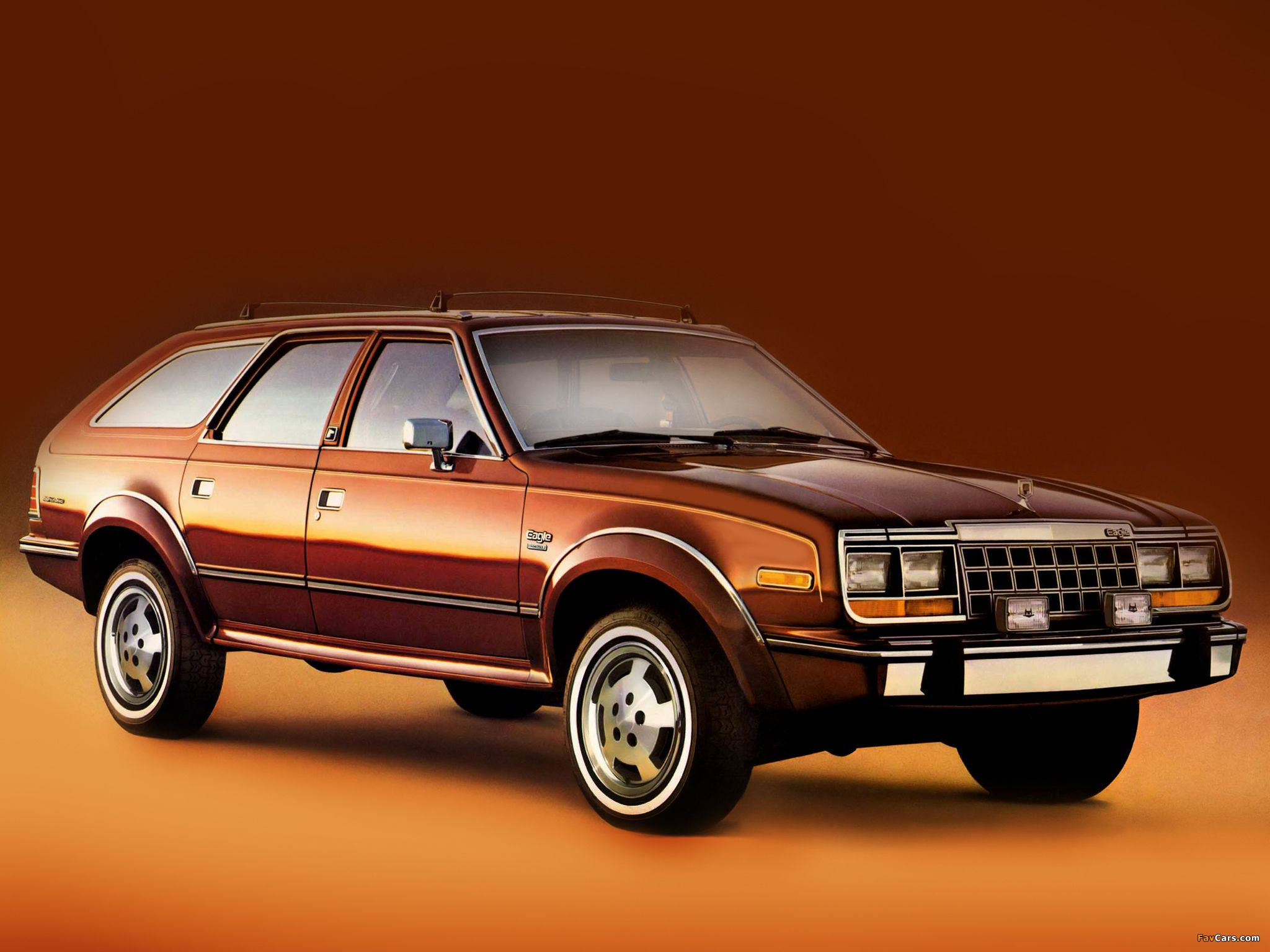 1980 Amc Eagle Was Ahead Of Its Time As One Of The First