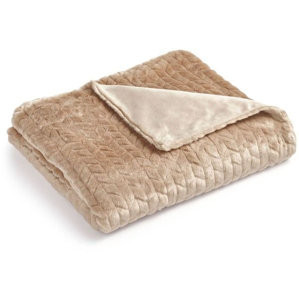 Martha Stewart Collection Quilted FauxFur Throw 403400 MKD Magnificent Martha Stewart Collection Bedding Dogs Decorative Pillows
