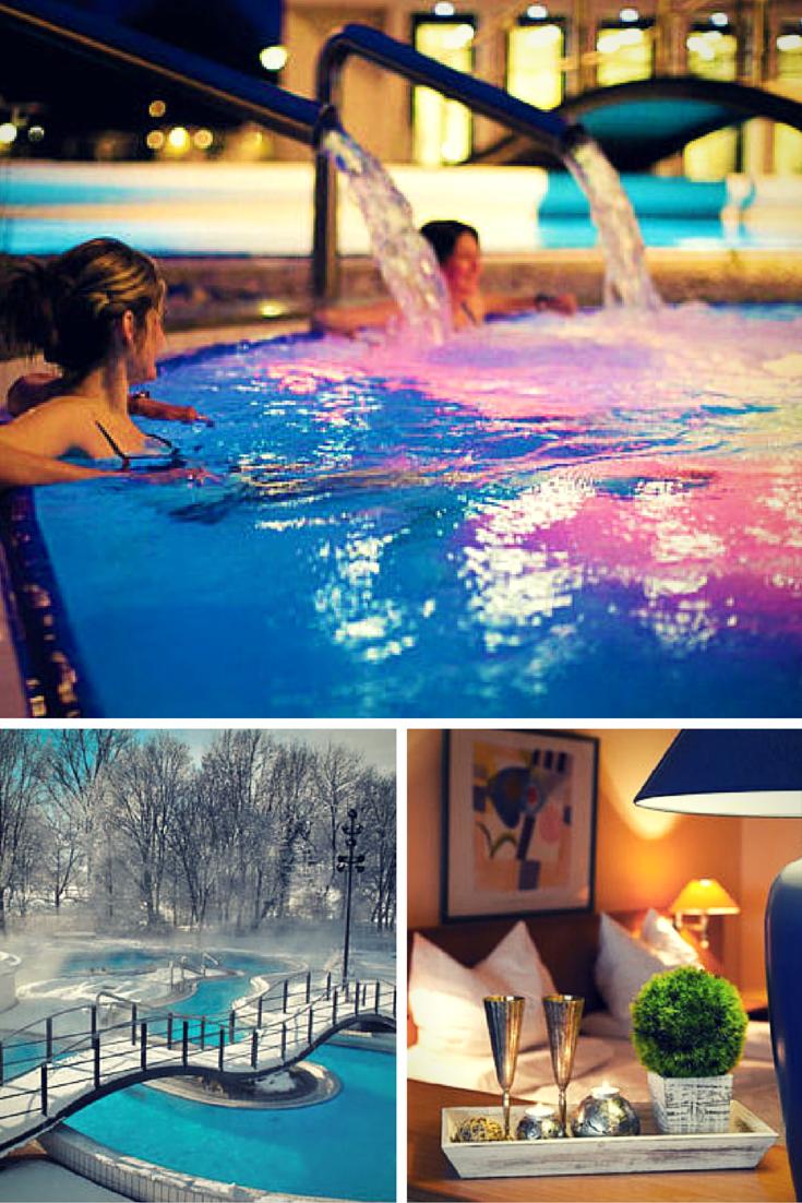 Wellness Urlaub in Bayern – 3 Tage im Best Western Hotel mit ...