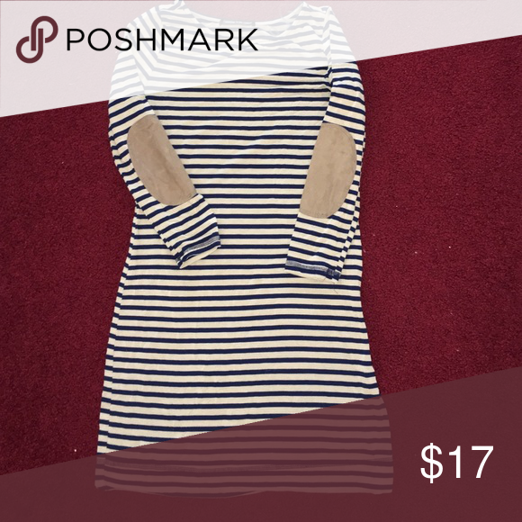 Dress Striped, worn few times happening in the present Dresses Midi