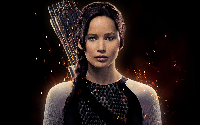 Jennifer Lawrence en Los Juegos del Hambre (con imágenes) | Juegos ...