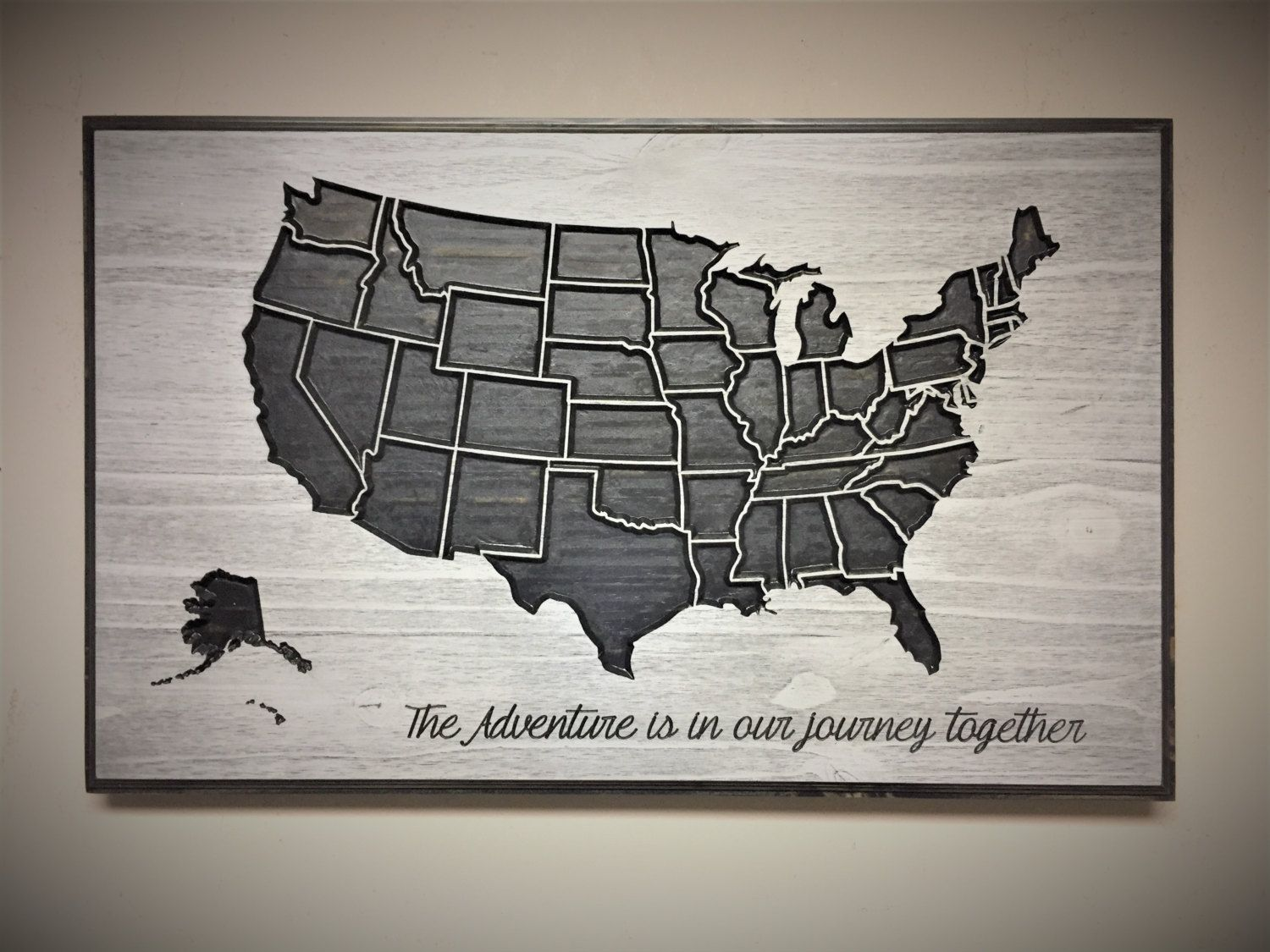 travel wall decor adventure map wooden us map wood wall art home. travel wall decor adventure map wooden us map wood wall art