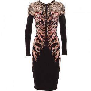 RARE Alexander McQueen Hells Dress