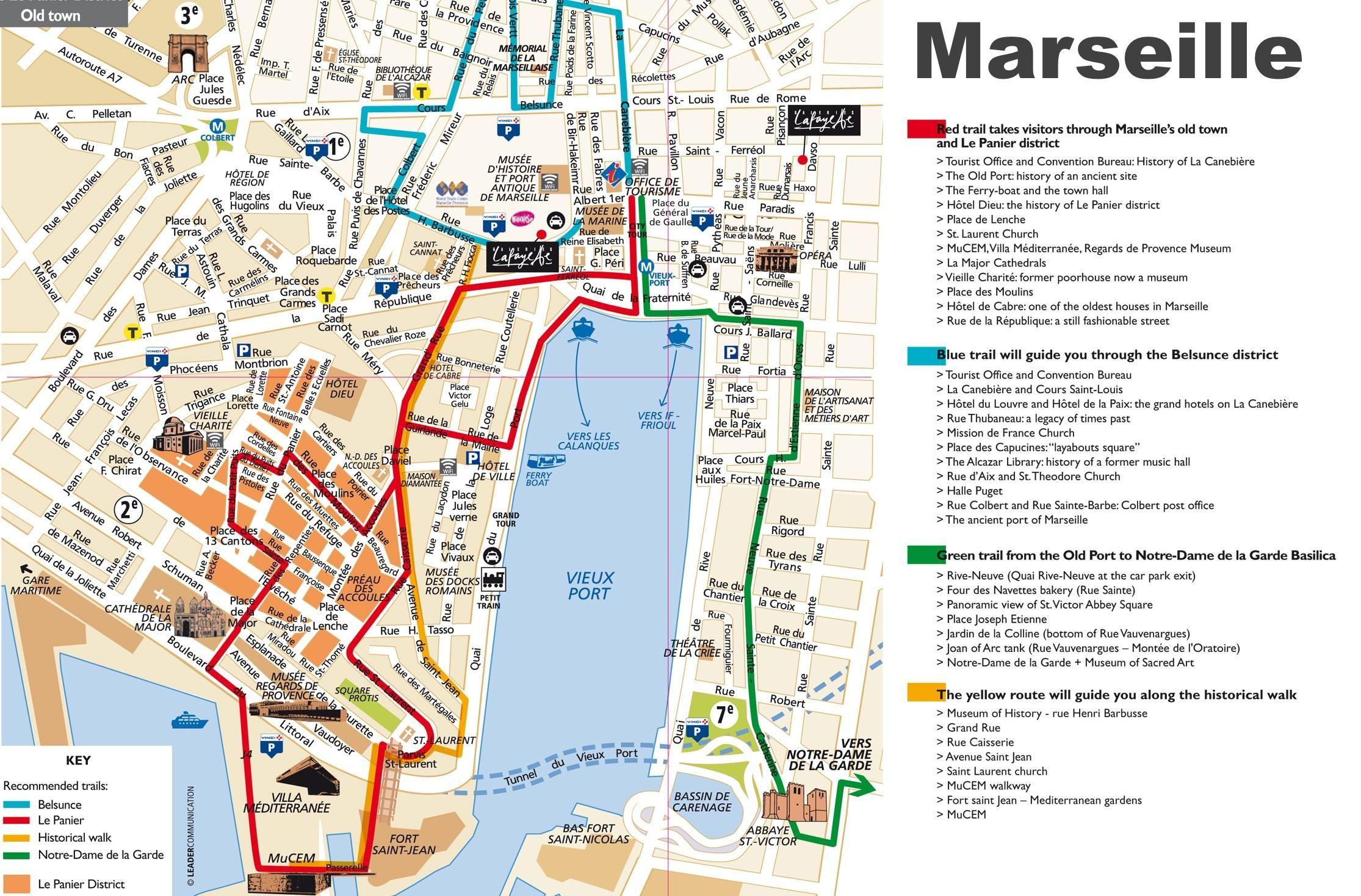 Mapa Turistico De Marsella Para Imprimir Buscar Con Google
