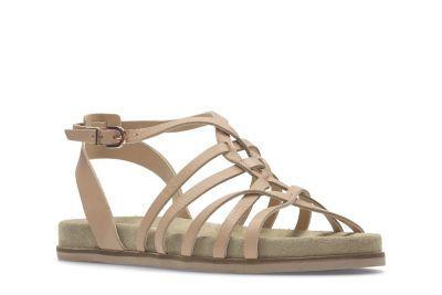 Womens Agean Art Wedge Heels Sandals Clarks hRdM5