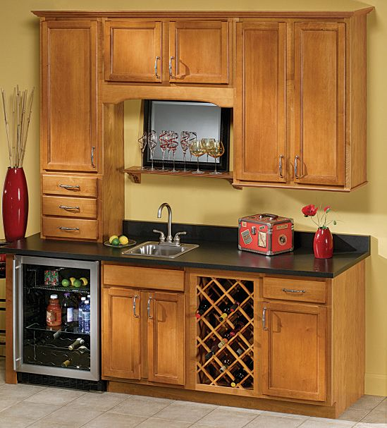 Kitchen Cabinet Cleaning Service: Are You Ready For Company? Sinclair Autumn Cabinets By