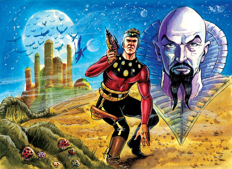 Flash Gordon & Ming