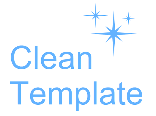 The Clean Template for ARCHICAD | ARCHICAD Tips | Templates