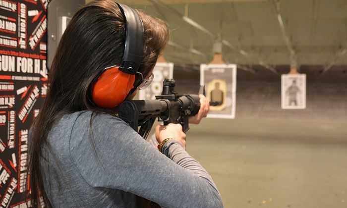 A Torrance shooting range has built a reputation for their