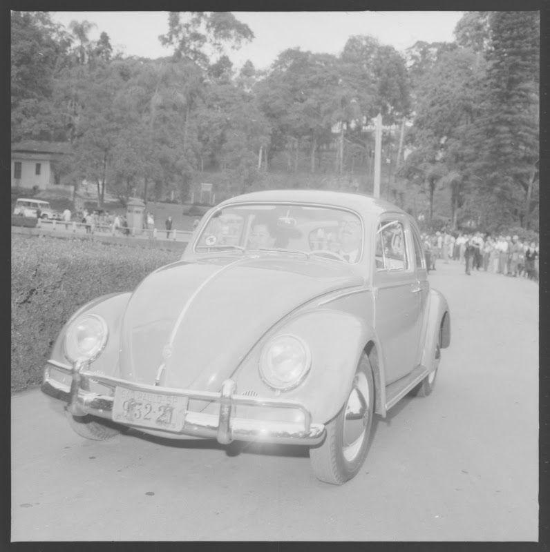 Vassourinha, 1961.