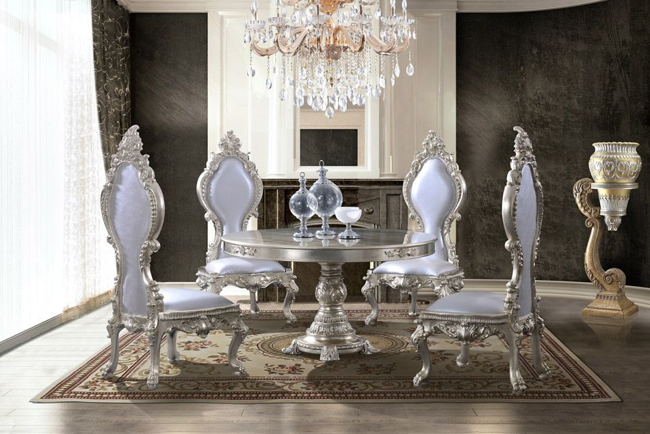 Hd 13010 With Images Round Dining Table Sets Formal Dining