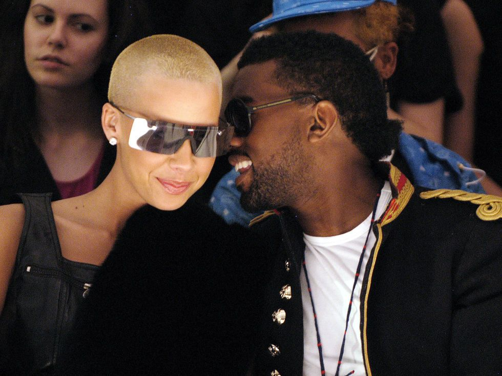amber rose and kanye west Google Search Hip hop models