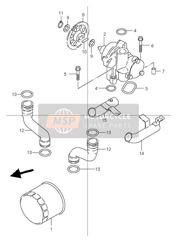 Diagram Of Suzuki Motorcycle Parts 2003 Gsf600s Wiring Harness
