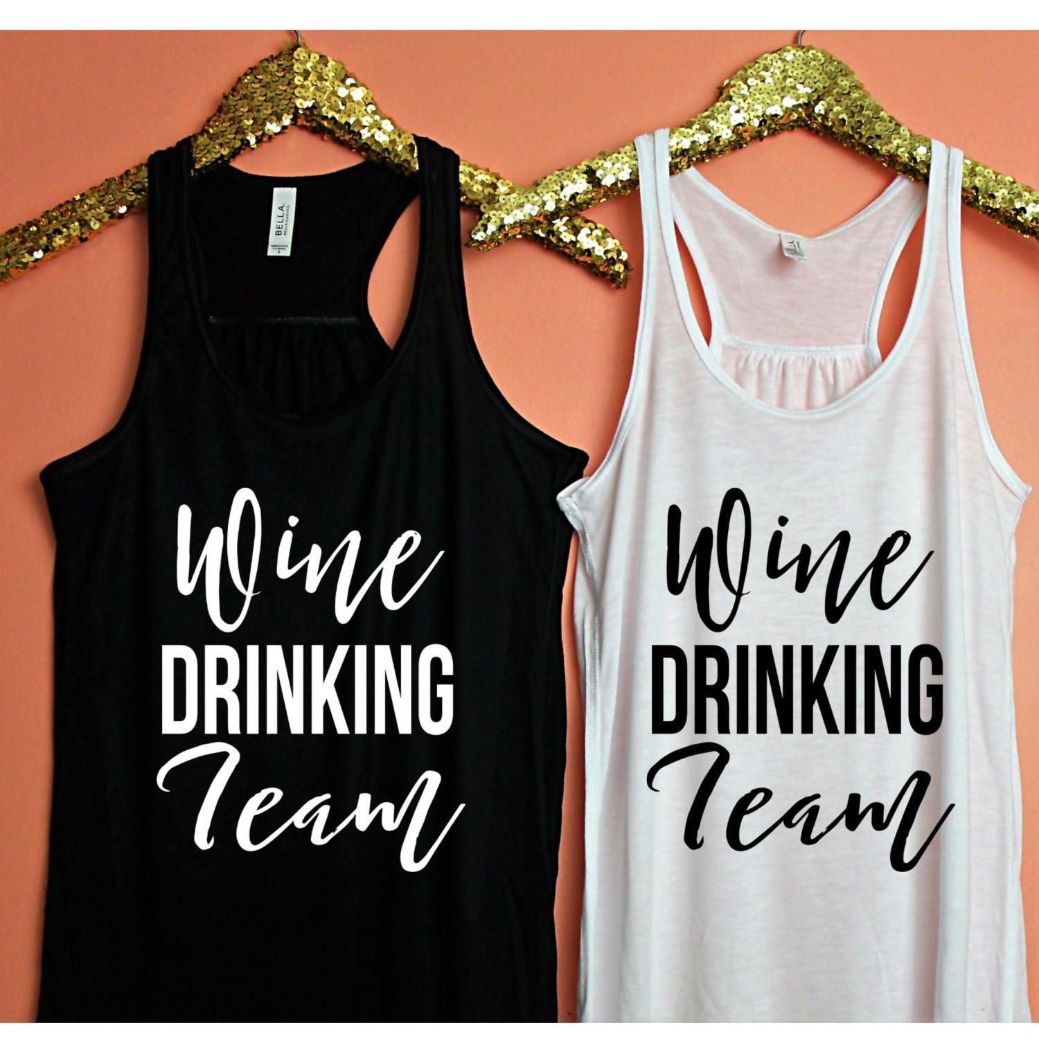 funny bachelorette party sayings for invitations%0A Bachelorette Party Shirts  Vegas Bachelorette Tank Top  Bachelorette Party  Tanks  So we said Vegas  Vegas Bachelorette Party Shirt by ShopatBash on  Etsy