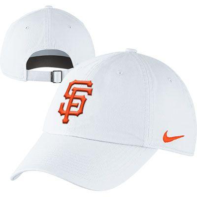 San Francisco Giants Women s MLB White Nike Stadium Hat  giants  sfgiants   mlb b28c0dd18a02