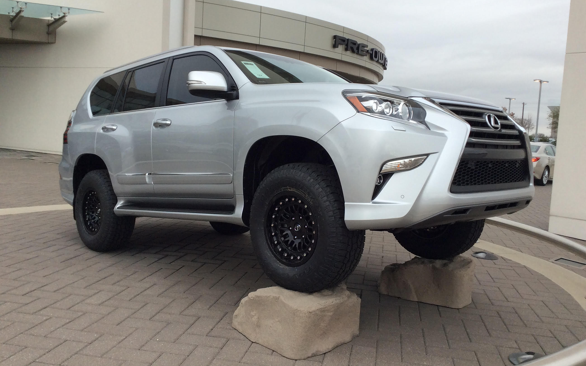 2019 Lexus Gx 460 Lifted