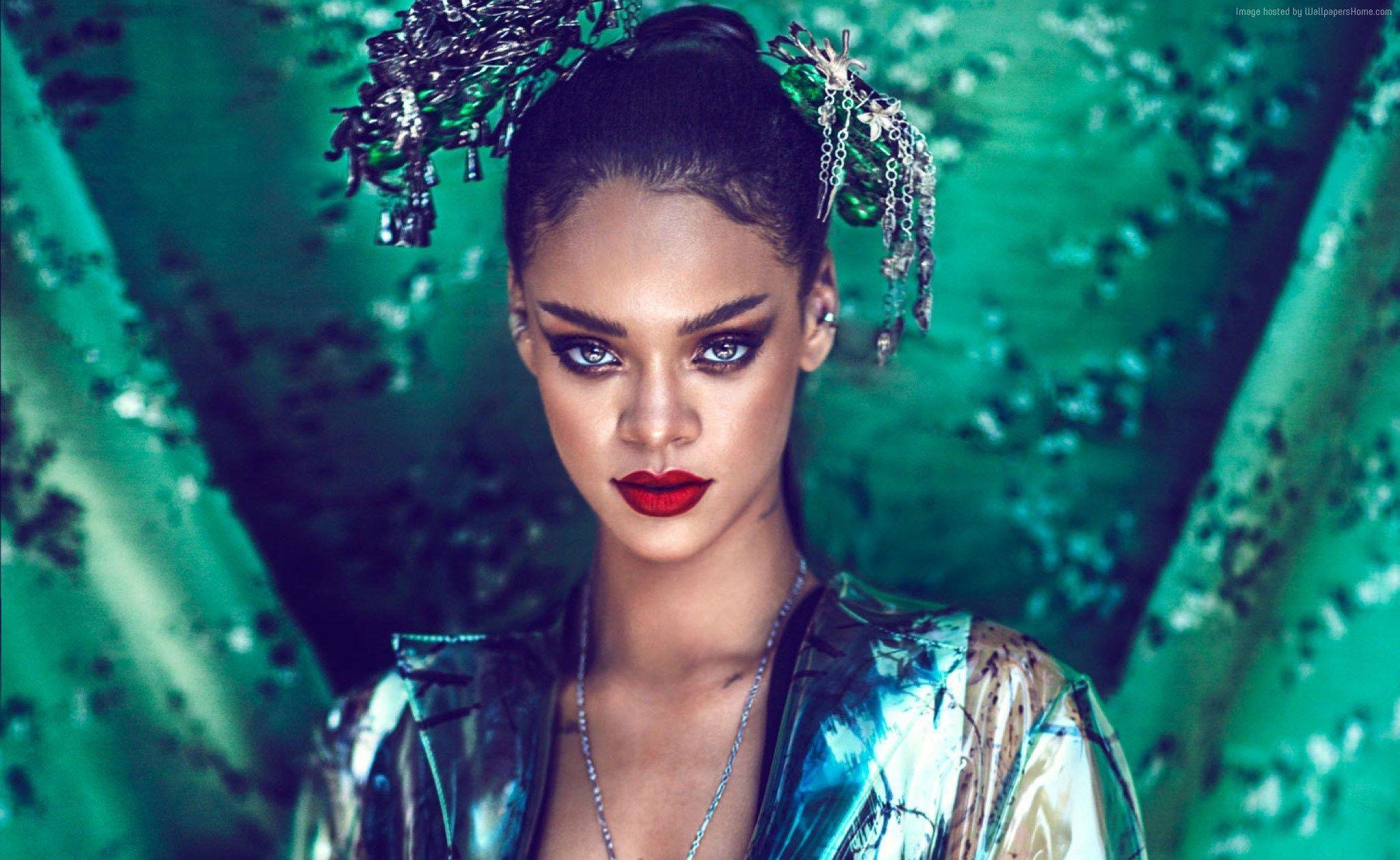 rihanna hd widescreen wallpapers for desktop Rihanna