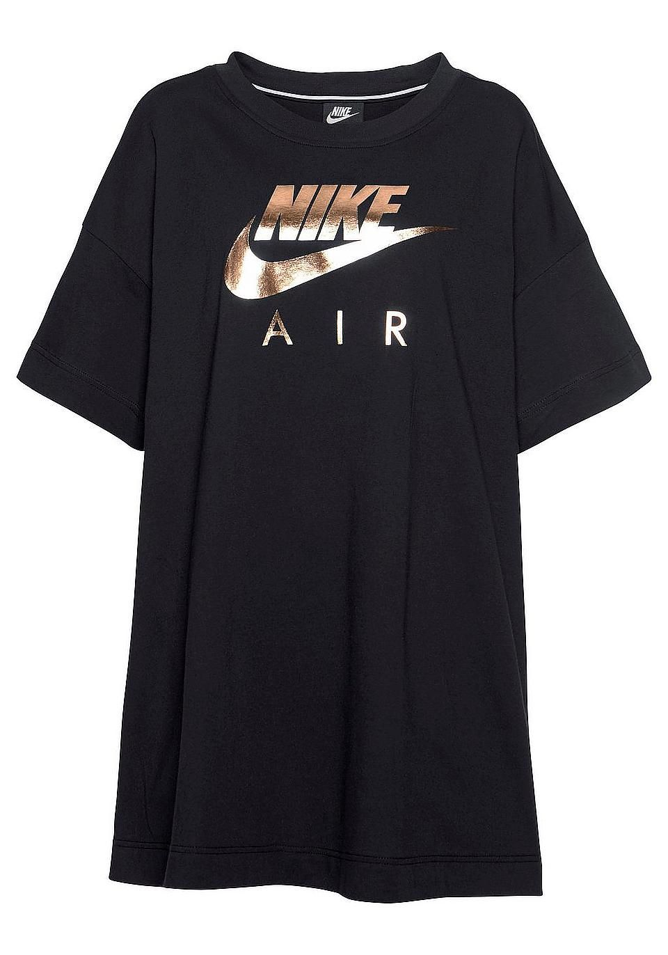 NSW für Nike Shirtkleid DRESS« Sportswear »W AIR in Damen knw8P0O