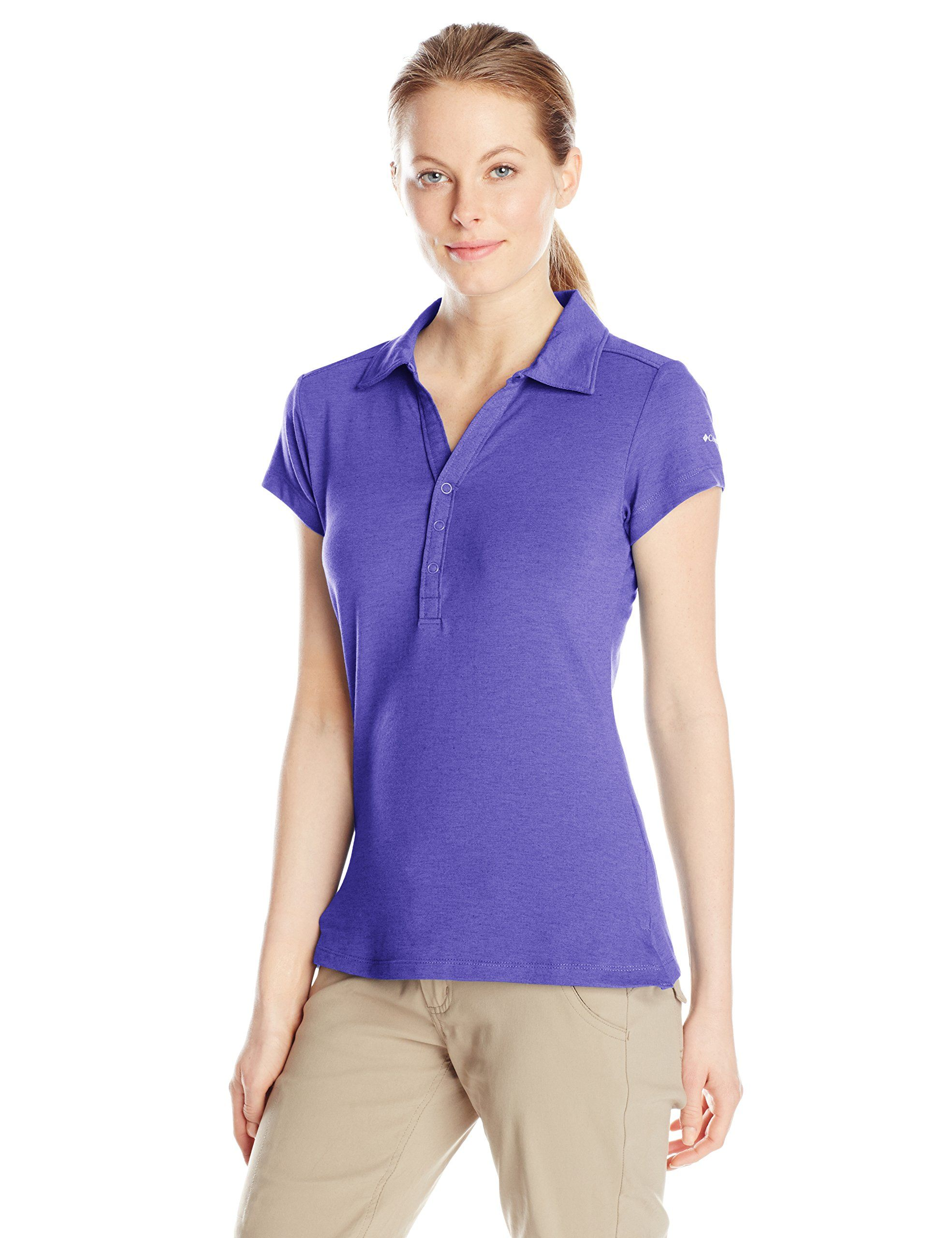 1a87baf1c8a Columbia Women s Shadow Time Polo Shirt
