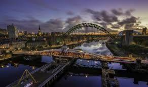 Newcastle upon Tyne - http://herecomethehoopers.com