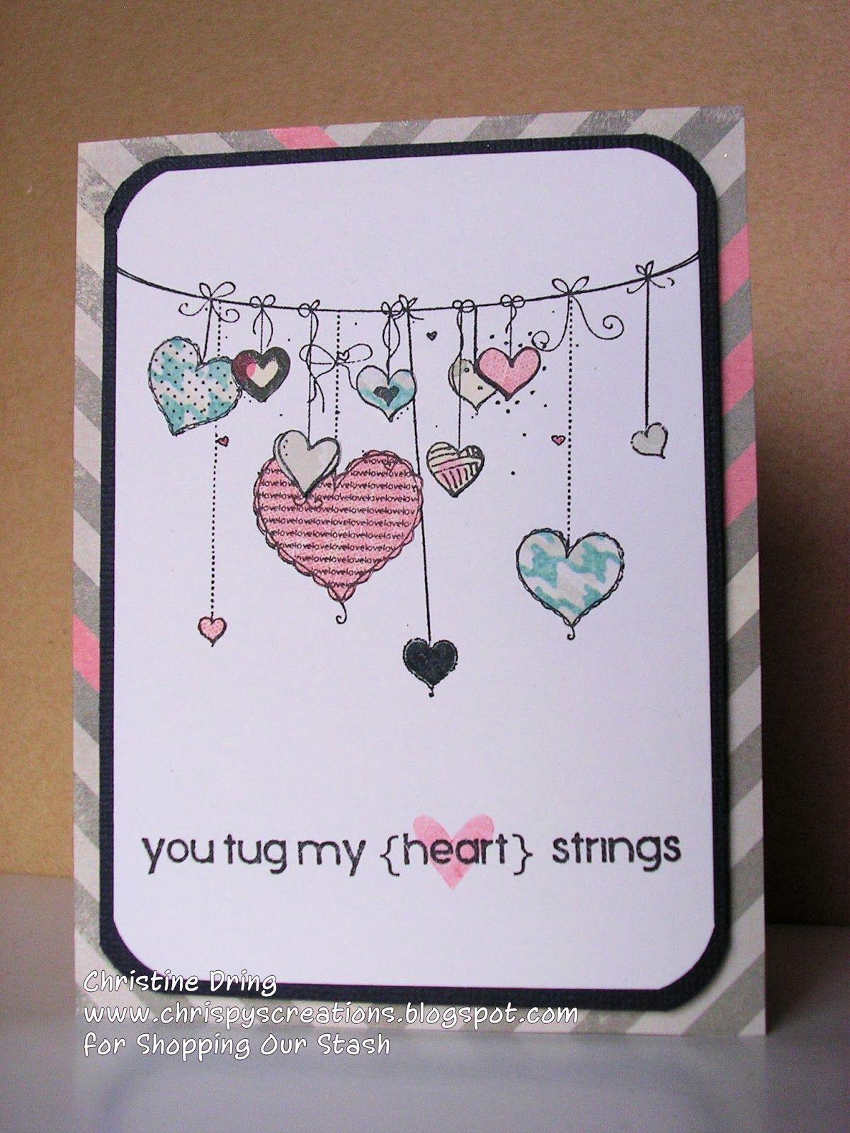 Valentinstag: Herzen, Girlande | zentangle | Pinterest ...