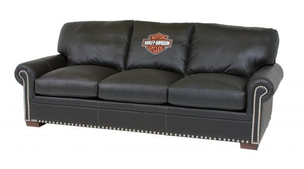 Harley Davidson couch