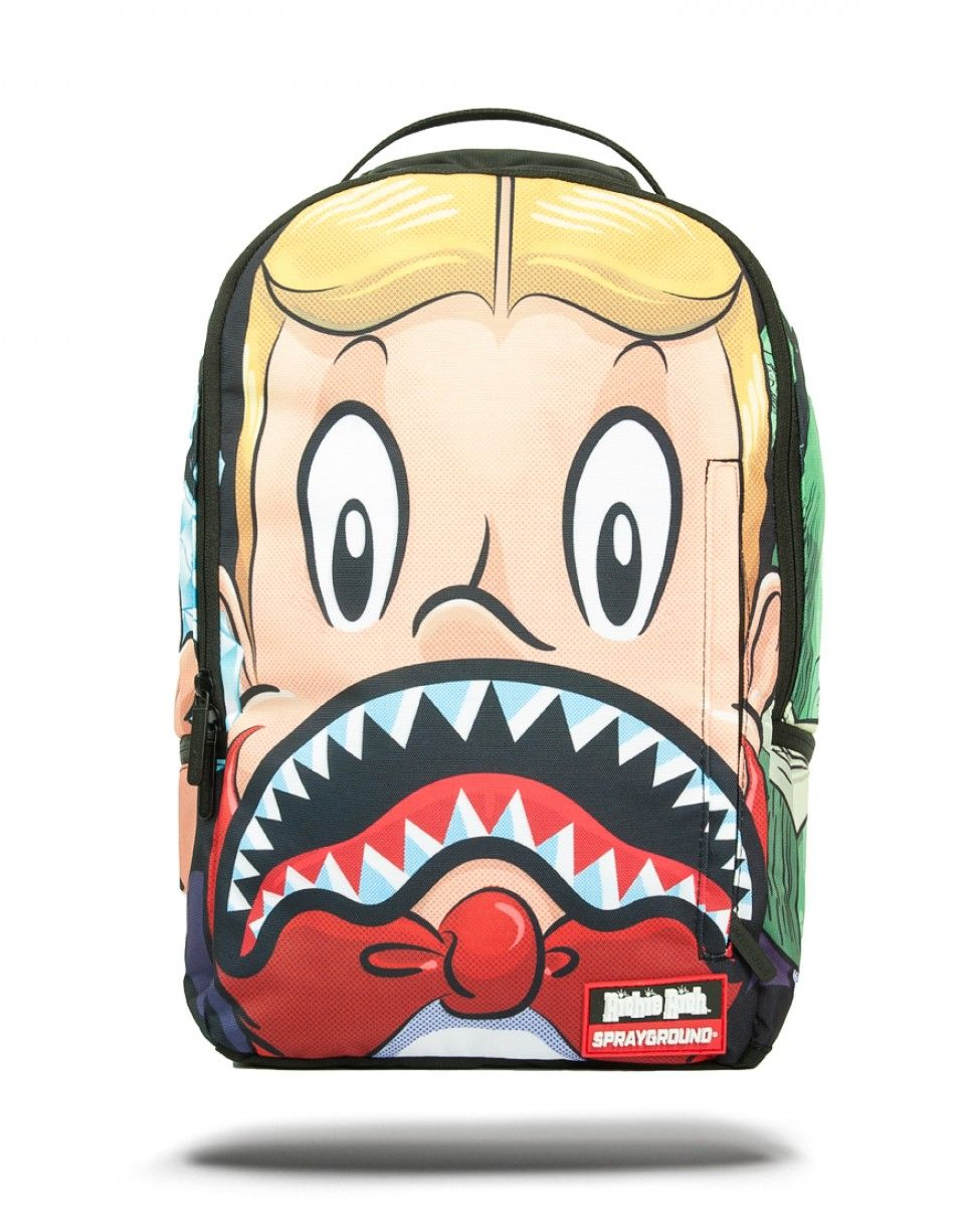 7a9e58d0d75 RICHIE RICH SHARKMOUTH   Sprayground Backpacks, Bags, and Accessories