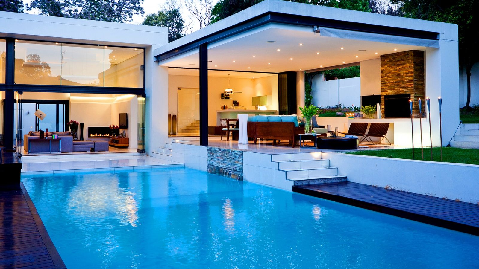 house - Cool House Pools