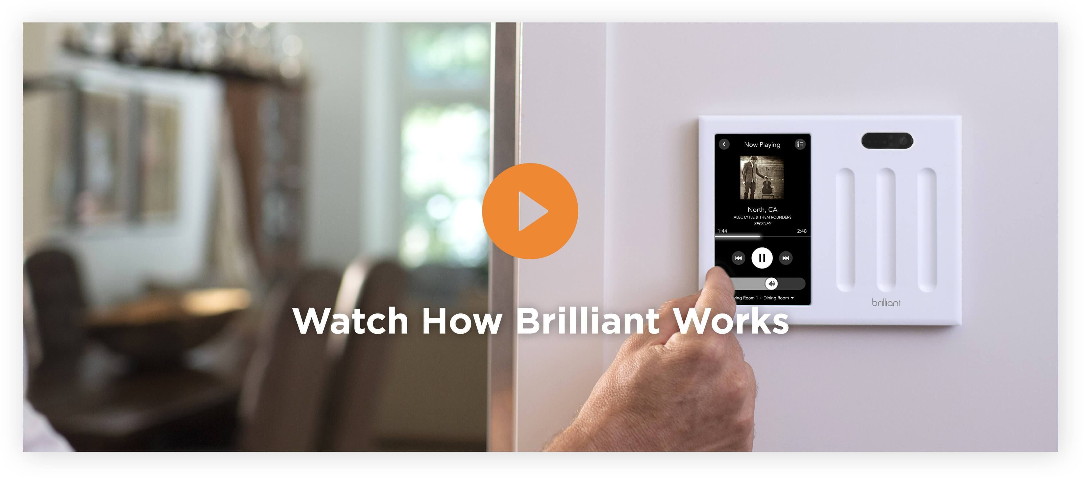 Brilliant Home Control 2 Switch Control Smart Lighting Smart Home Home Automation