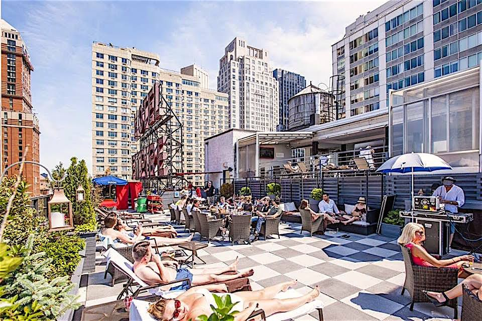 Upper West Side Rooftop Bars