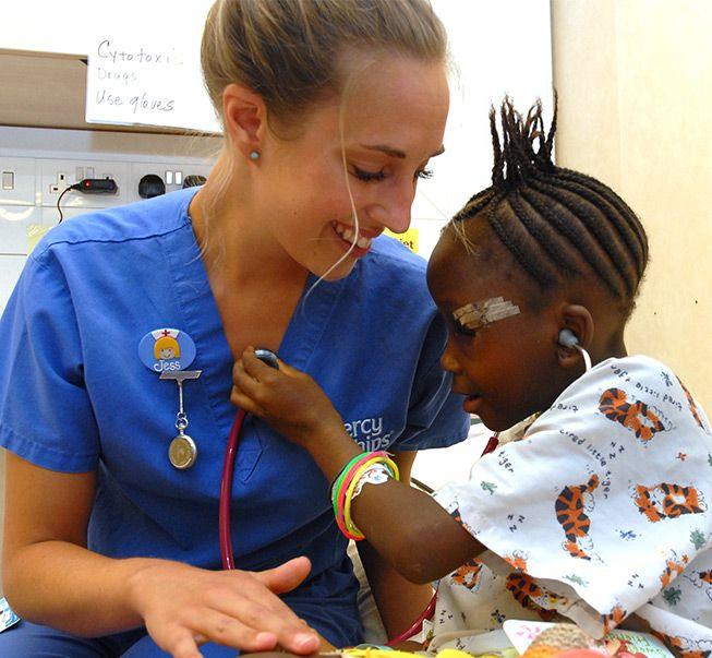 Mercy Ships International Hospital Ships Nursing
