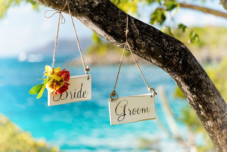 Plan Your Unique Destination Wedding At Caneel Bay Resort No Passport Required In The USVI