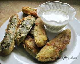 Life Away From The Office Chair: Best Fried Pickles