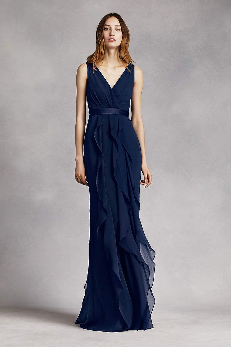 Browse davidus bridal collection of navy royal blue and aqua blue