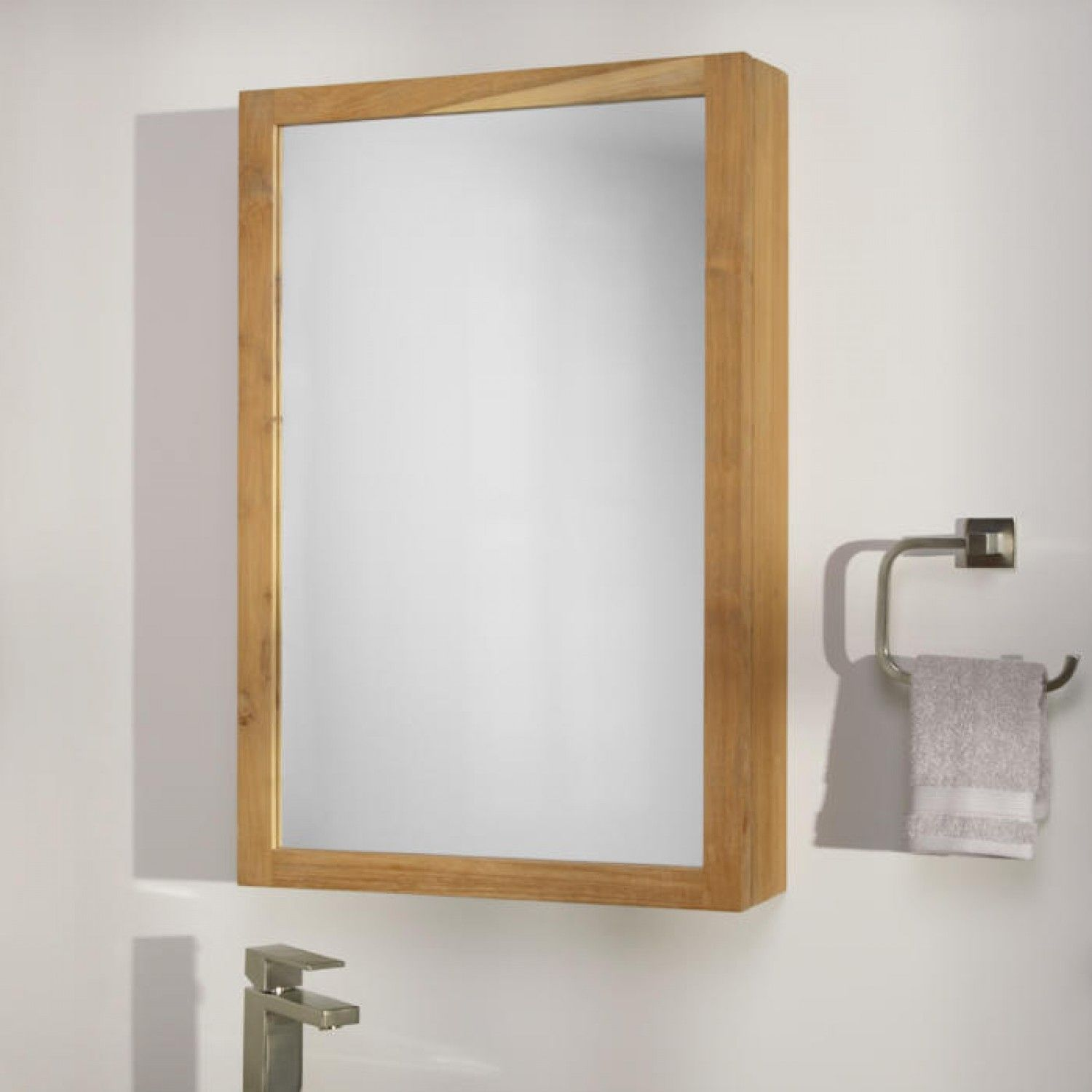 Corner Bathroom Cabinet And Simple Natural Wooden With Mirror Also Prepossessing Small Corner Wall Cabinet For Bathroom Inspiration