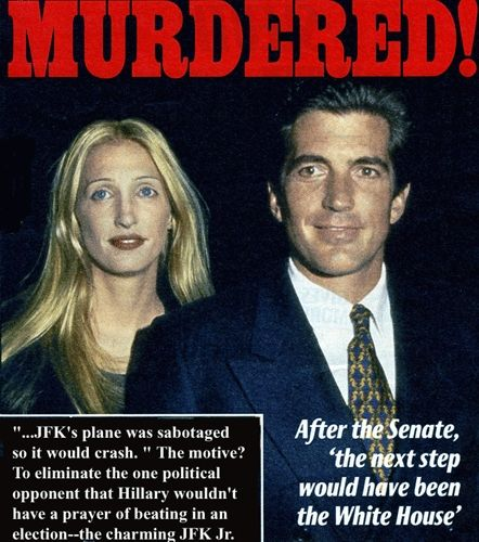 John F Kennedy Death Quotes: Who Killed John F. Kennedy Jr.? And Why? WAS JFK JR