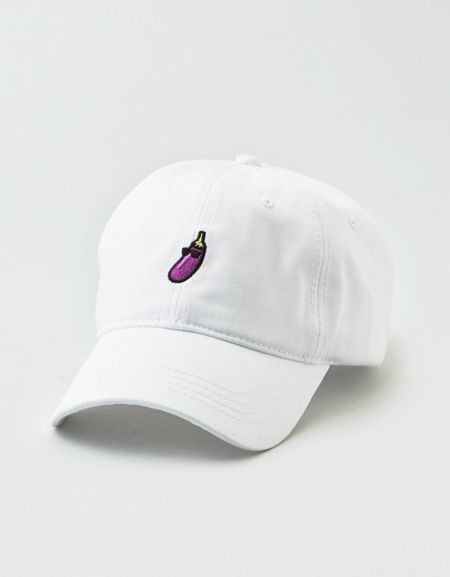 American Eagle Outfitters AE Eggplant Strapback Hat  141925955f7