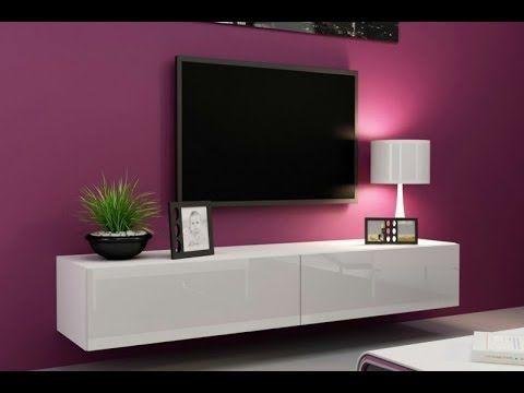 Amazing ways to design your TV Unit- Plan n Design - YouTube | yiyi ...