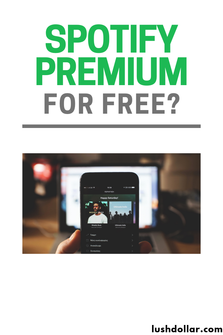 How To Get Spotify Premium For Free Right Now Spotify Premium