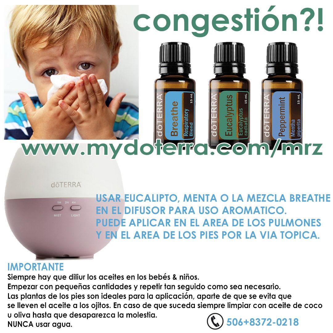 Como limpiar una nariz tapada con aceites esenciales