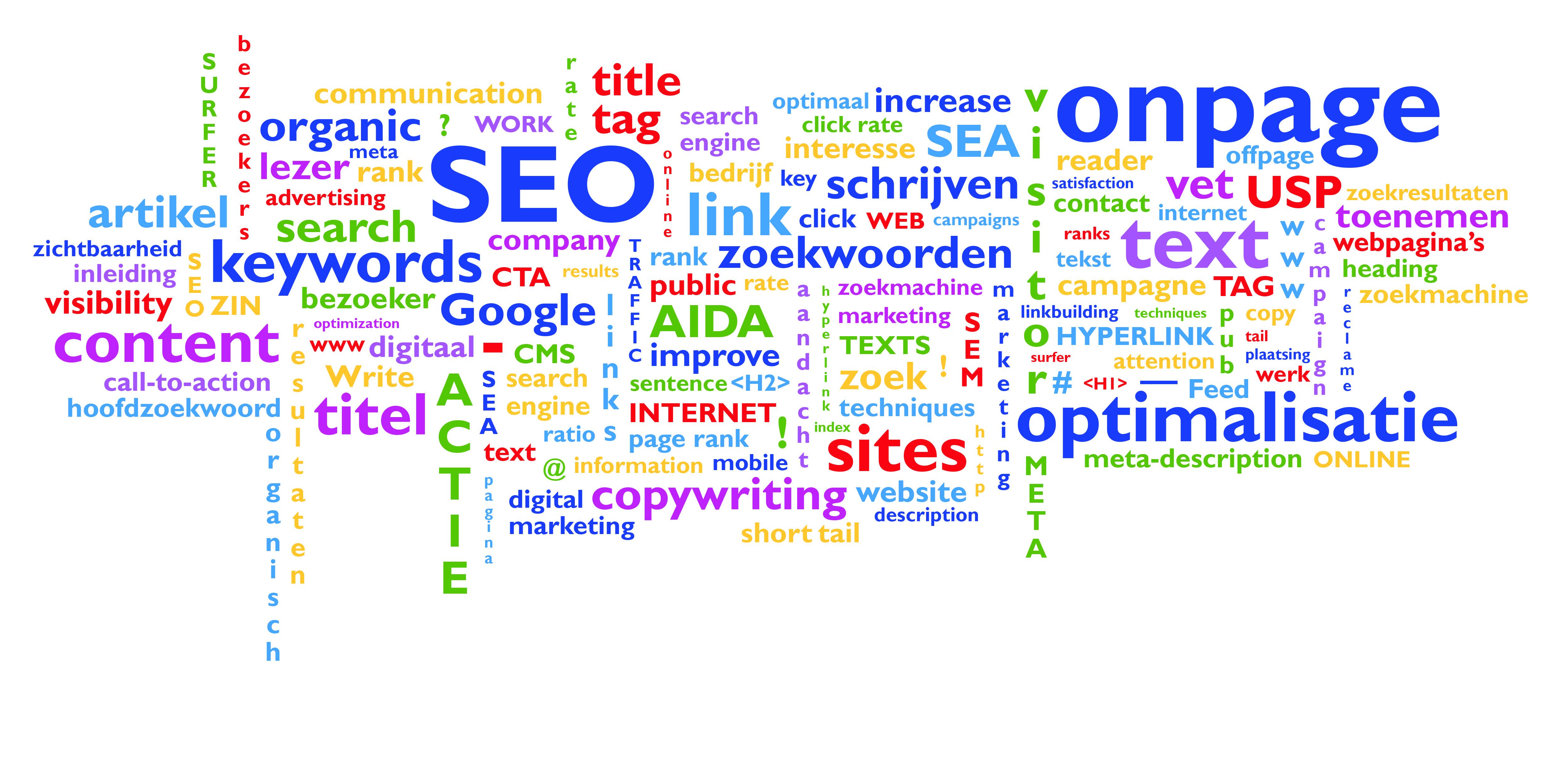 SEO. Welke onpage elementen pas je aan voor een betere optimalisatie van je webpagina? Lees er over op de i-Folks blog. http://www.ifolks.be/nl/blog/optimalisatie_onpage_webpagina_SEO/19/