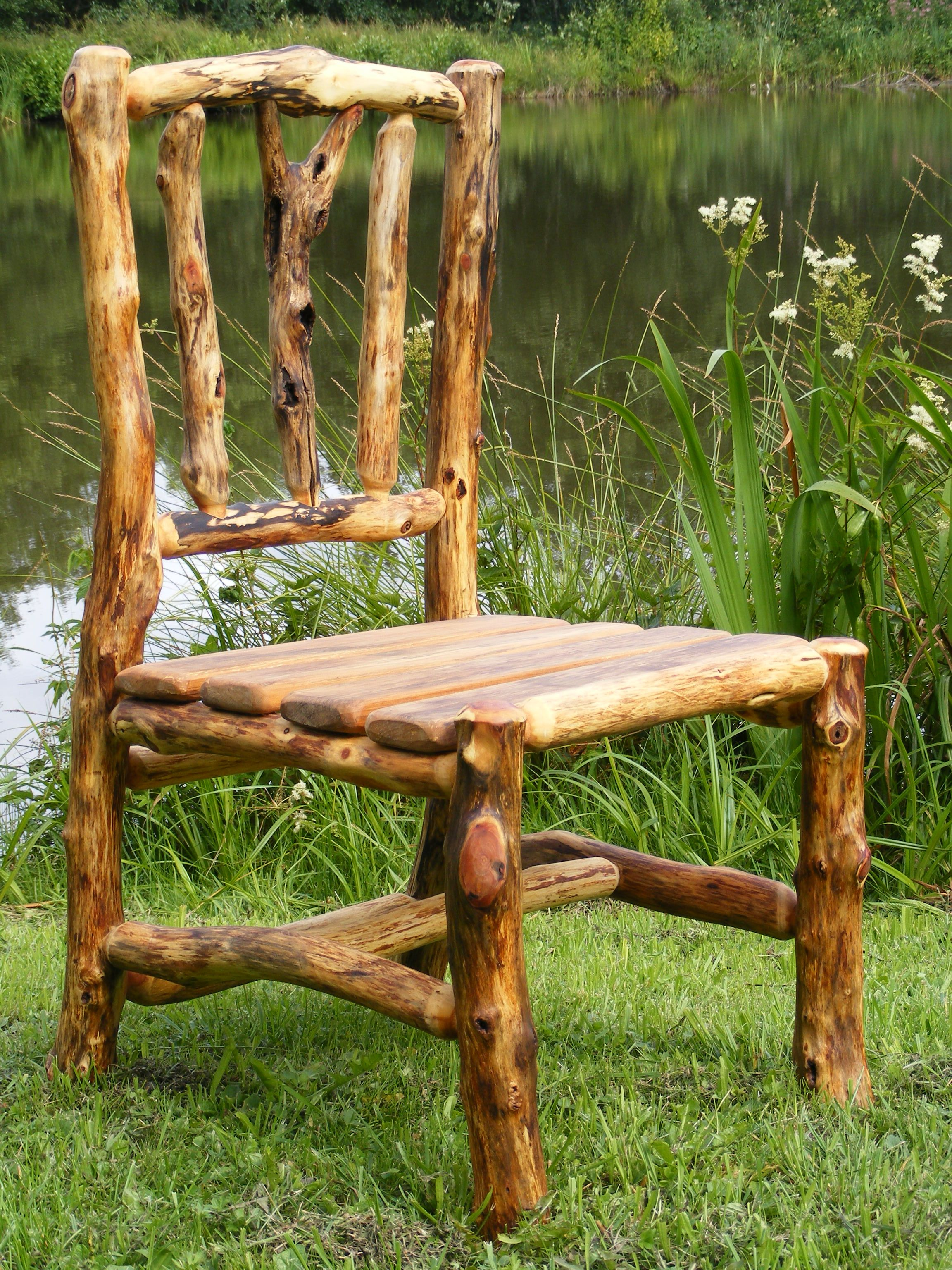 Furniture Bamboo Redwood Chair Bamboo Products