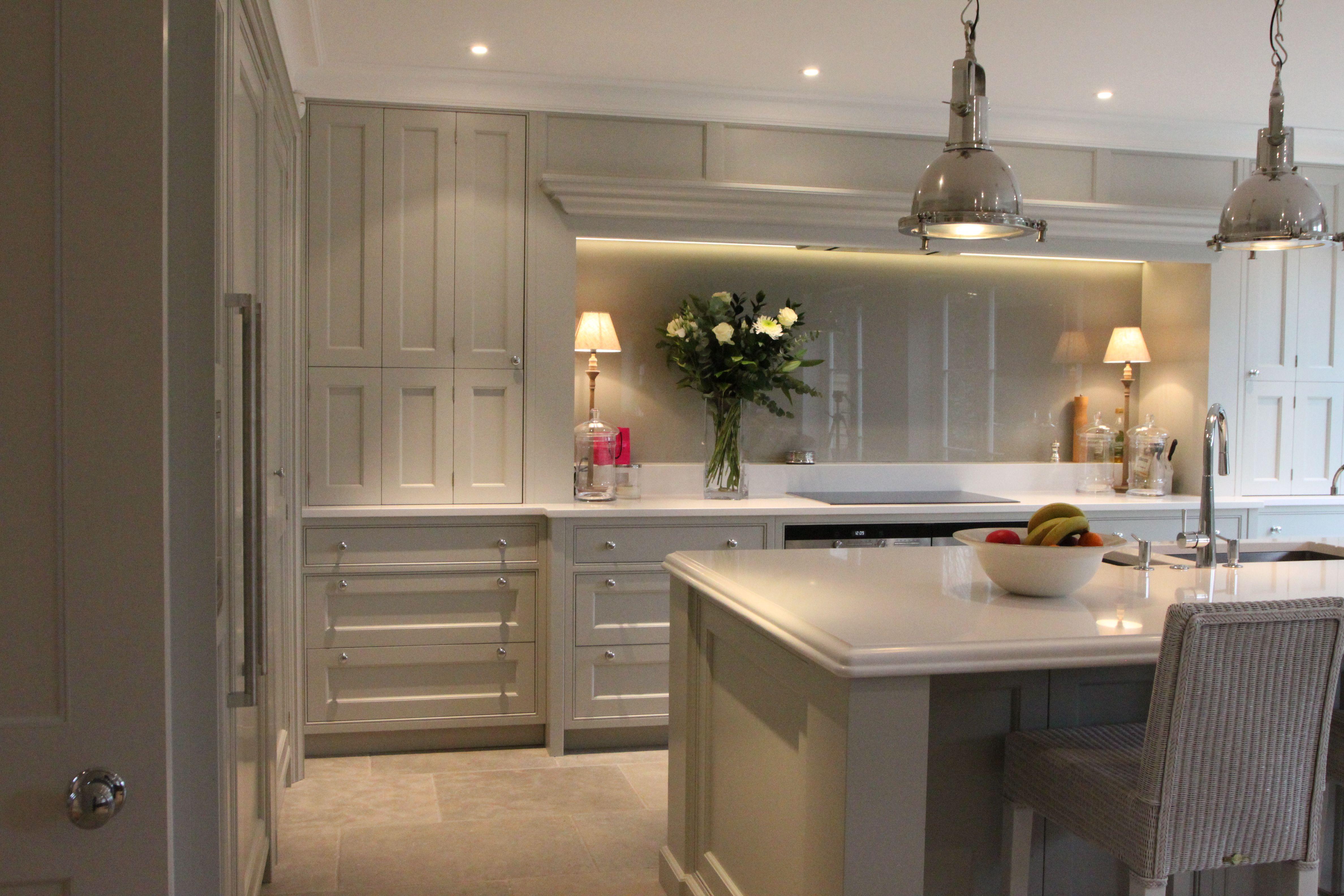 MTD Scandinavian Inspired Kitchen. DESIGNED BY MARK TAYLOR
