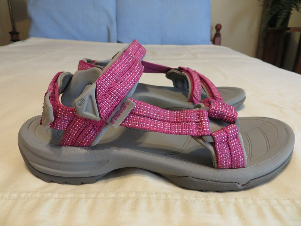 3c49532b30ee Women s Size 6 TEVA Terra Fi Lite Sandals Raspberry Pink Style  1001474 EUC   fashion  clothing  shoes  accessories  womensshoes  sandals (ebay link)