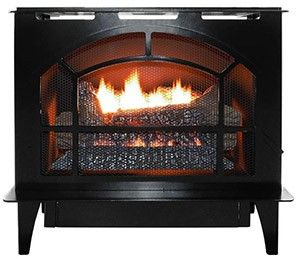 Buck Stove Townsend Ii Vent Free Gas Stove Natural Gas Stove