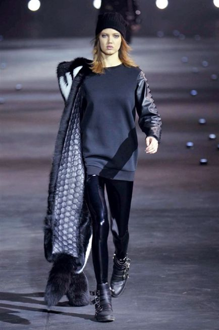 Milano Fashion Week FW 2015-2016  Plein  #catwalk #Milan #moda #modadonna #sfilate