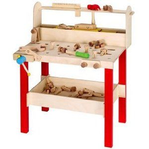 Woodworking Kids Wooden Workbench Plans PDF Download Kids Wooden Workbench  Plans Takes Up Little Space And