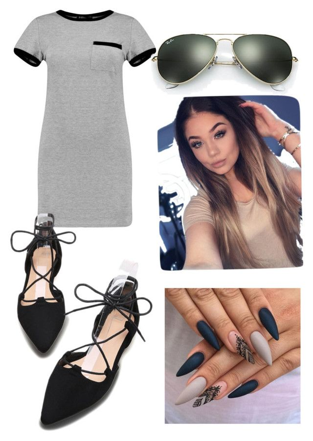 """Untitled #34"" by jadaanicole on Polyvore featuring MARA and Ray-Ban"
