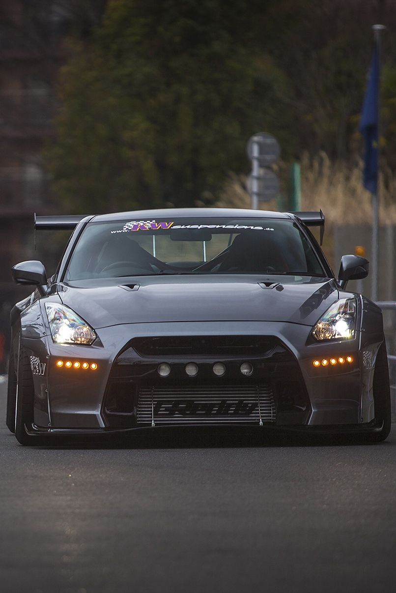 Nissan GT-R - Brought to you by Smart-e | Tuners Done Right