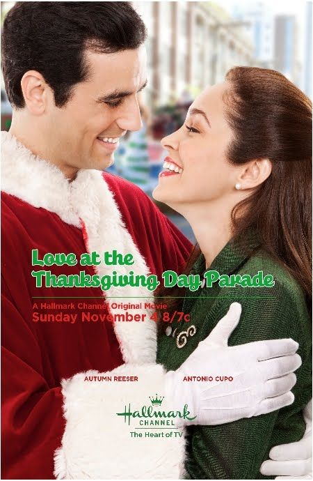 Its A Wonderful Movie Love At The Thanksgiving Day Parade Hallmark Channel Movie Voted